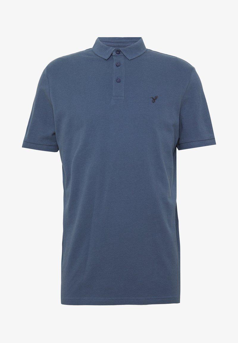 Pier One - Koszulka polo - stone blue