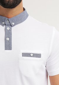 Pier One - Poloshirt - white - 3