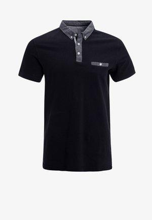 Poloshirt - black