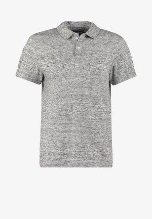 Poloshirts - grey melange