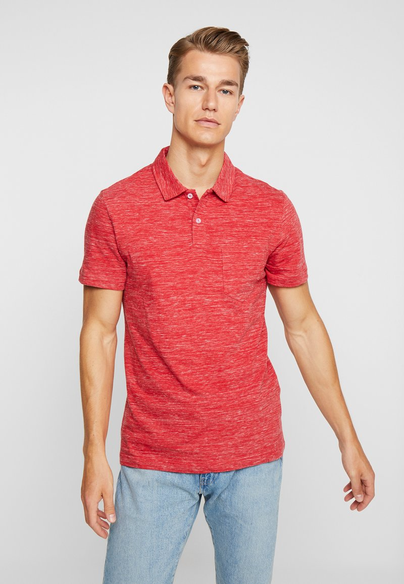 Pier One - Poloshirt - red