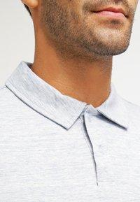 Pier One - Polo shirt - light blue melange - 3