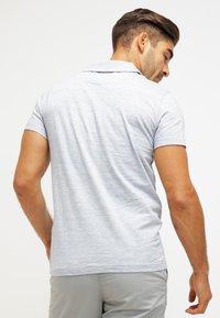 Pier One - Polo shirt - light blue melange - 2