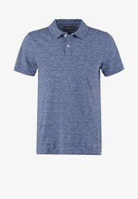 Pier One - Poloshirt - blue melange - 4