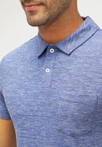 Pier One - Poloshirt - blue melange - 3