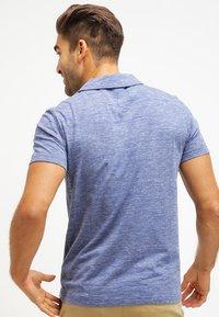 Pier One - Poloshirt - blue melange - 2