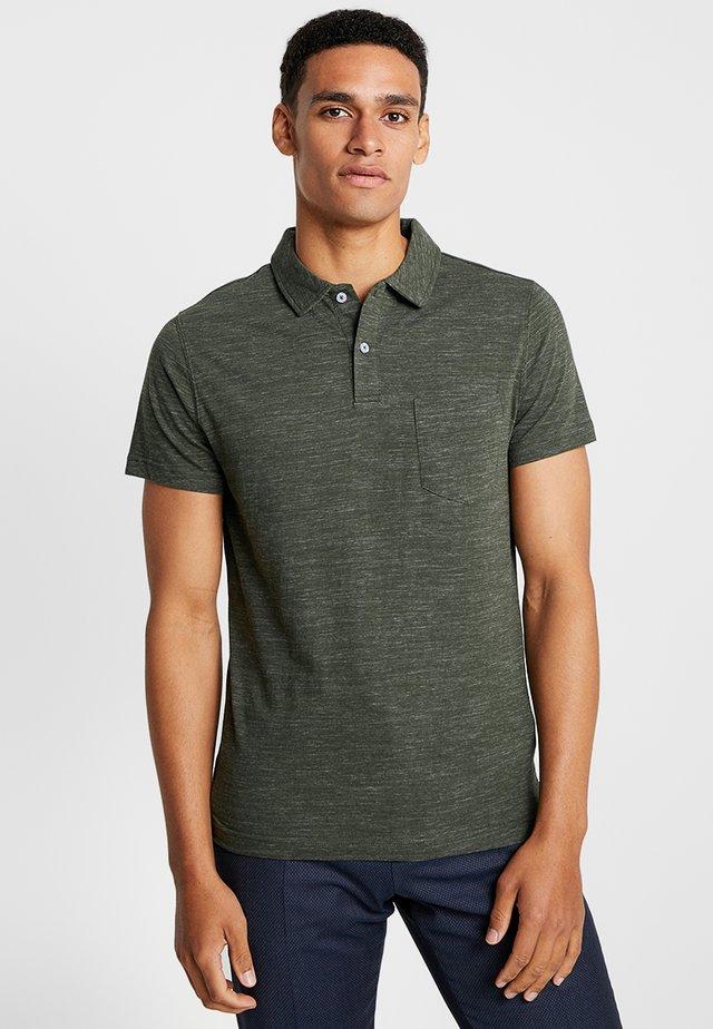 Poloshirt - oliv