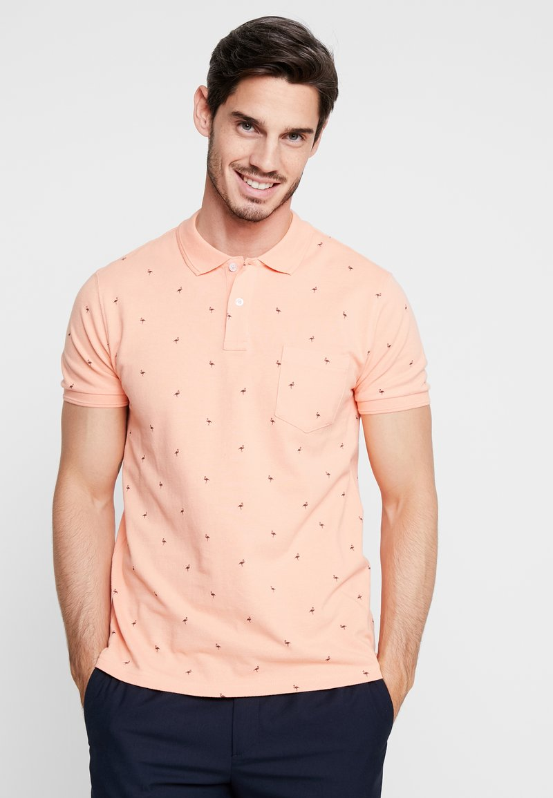 Pier One - Poloshirt - salmon