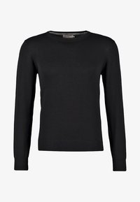 Pier One - Strickpullover - black - 4