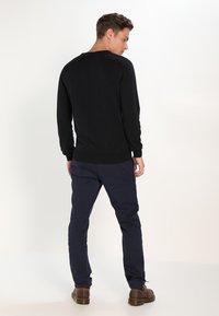 Pier One - Pullover - black - 2