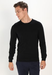 Pier One - Pullover - black - 0