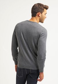 Pier One - Pullover - dark grey melange - 2