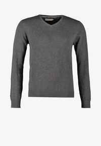 Pier One - Pullover - dark grey melange - 4