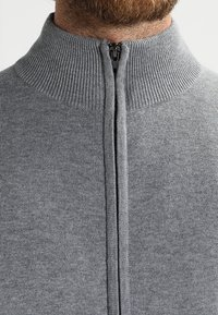 Pier One - Cardigan - grey - 3
