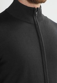 Pier One - Cardigan - black - 3