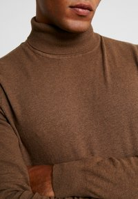 Pier One - Pullover - mottled brown - 5