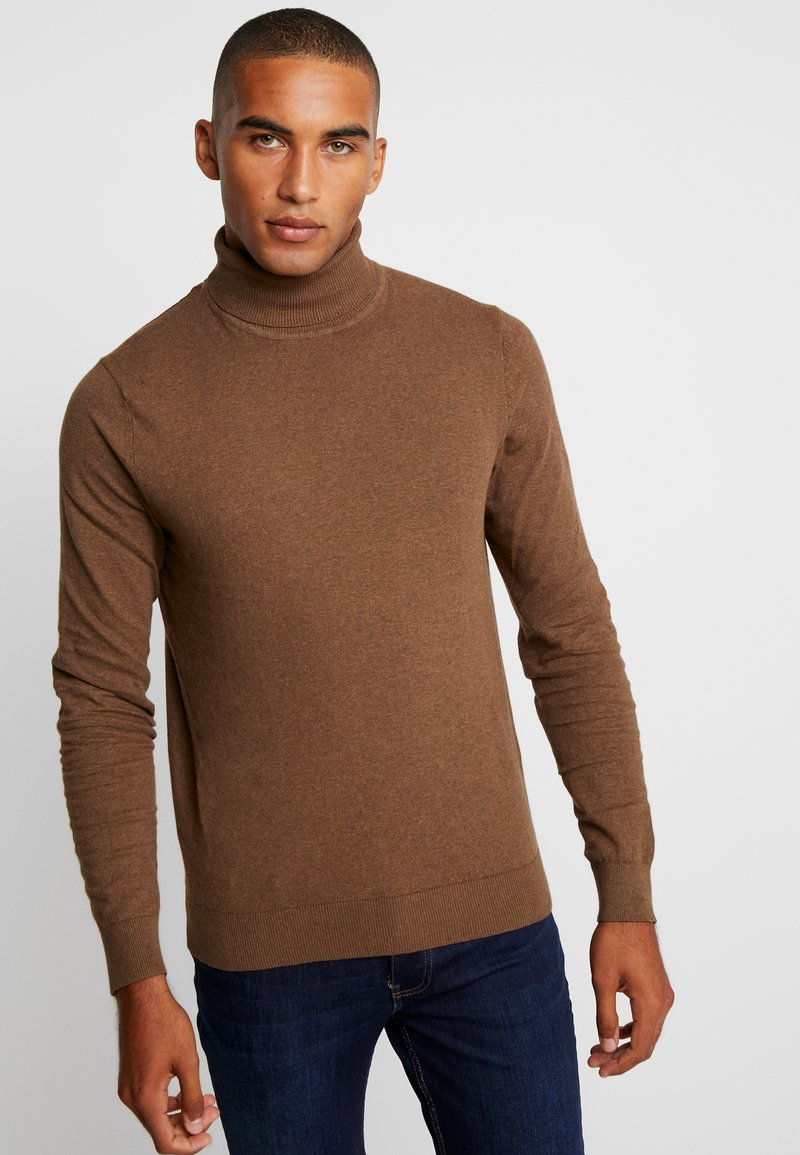Pier One - Pullover - mottled brown