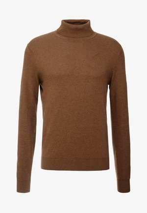 Maglione - mottled brown