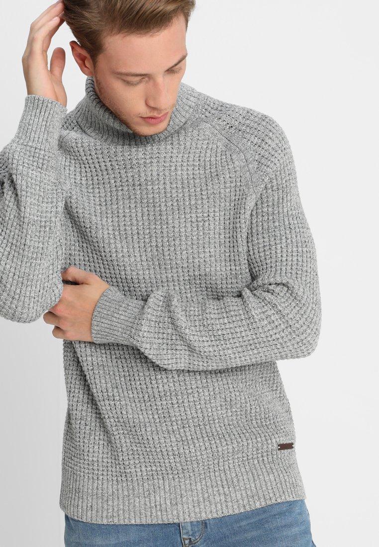 Pier One - Jersey de punto - mottled grey