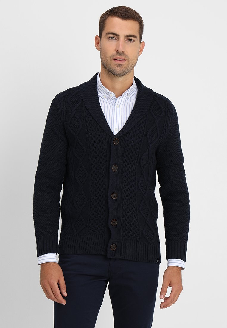 Pier One - Gilet - dark blue