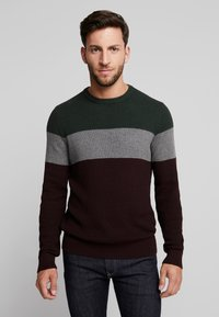 Pier One - Sweter - bordeaux - 0