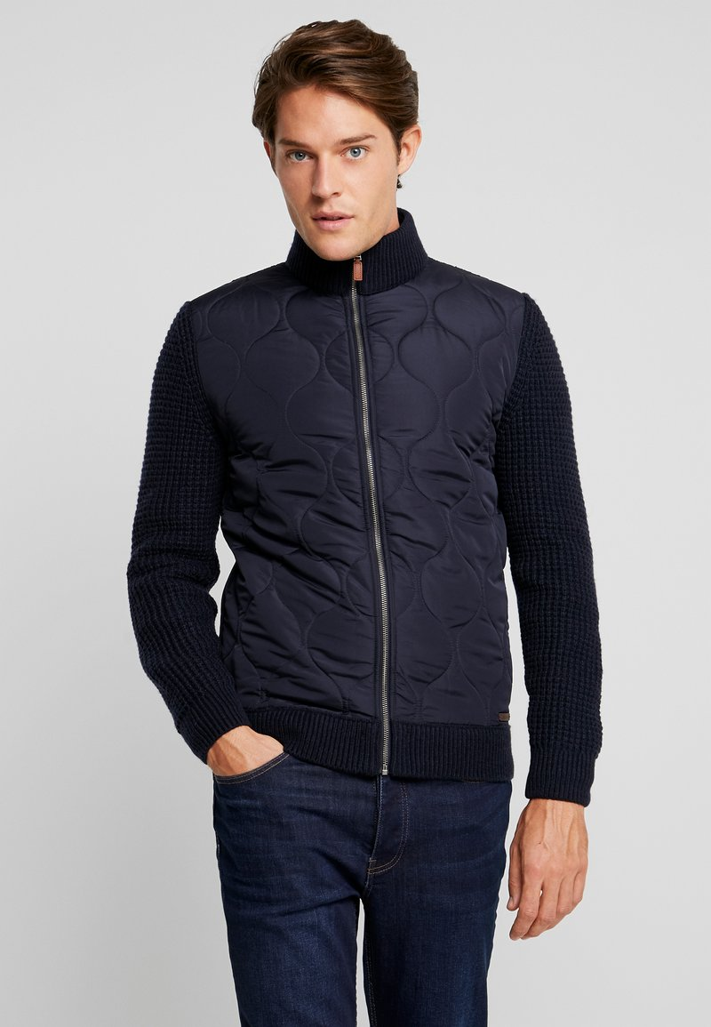 Pier One - Veste mi-saison - dark blue