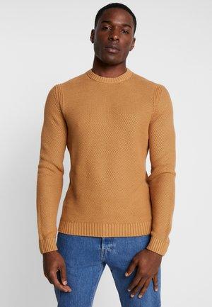 Pullover - mustard