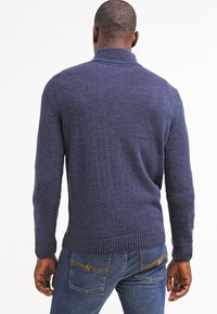 Pier One - Jumper - blue melange - 2