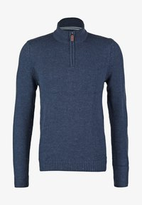 Pier One - Jumper - blue melange - 5