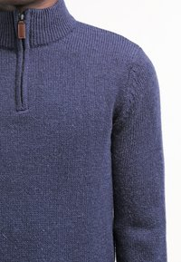 Pier One - Jumper - blue melange - 3