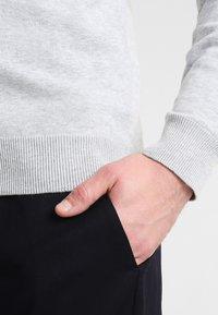 Pier One - Cardigan - light grey melange - 4