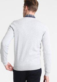 Pier One - Cardigan - light grey melange - 2