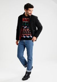 Pier One - Jumper - black - 1