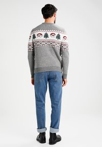 Pier One - Jumper - grey melange - 2