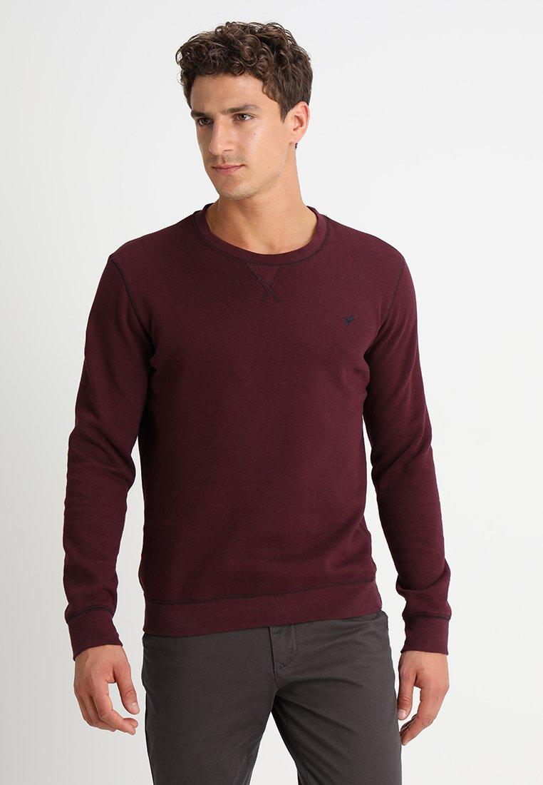 Pier One - Sweatshirt - bordeaux