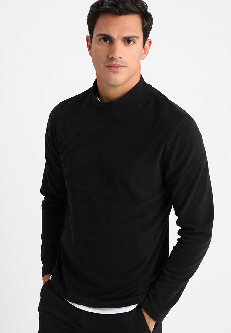 Pier One - Fleecepullover - black
