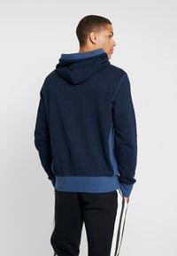 Pier One - Jersey con capucha - dark blue - 2