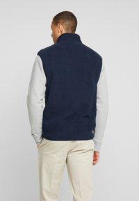 Pier One - Waistcoat - dark blue - 2