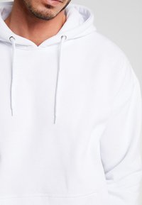 Pier One - Sweat à capuche - white - 5