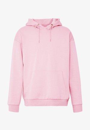 Kapuzenpullover - pink