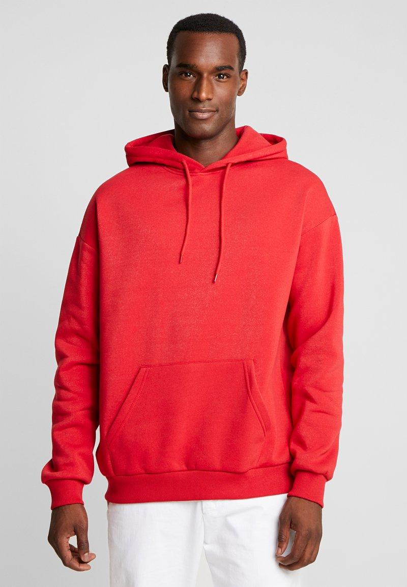 Pier One - Hoodie -  red