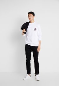 Pier One - Sweater - 001 - white - 1