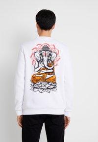 Pier One - Sweater - 001 - white - 0