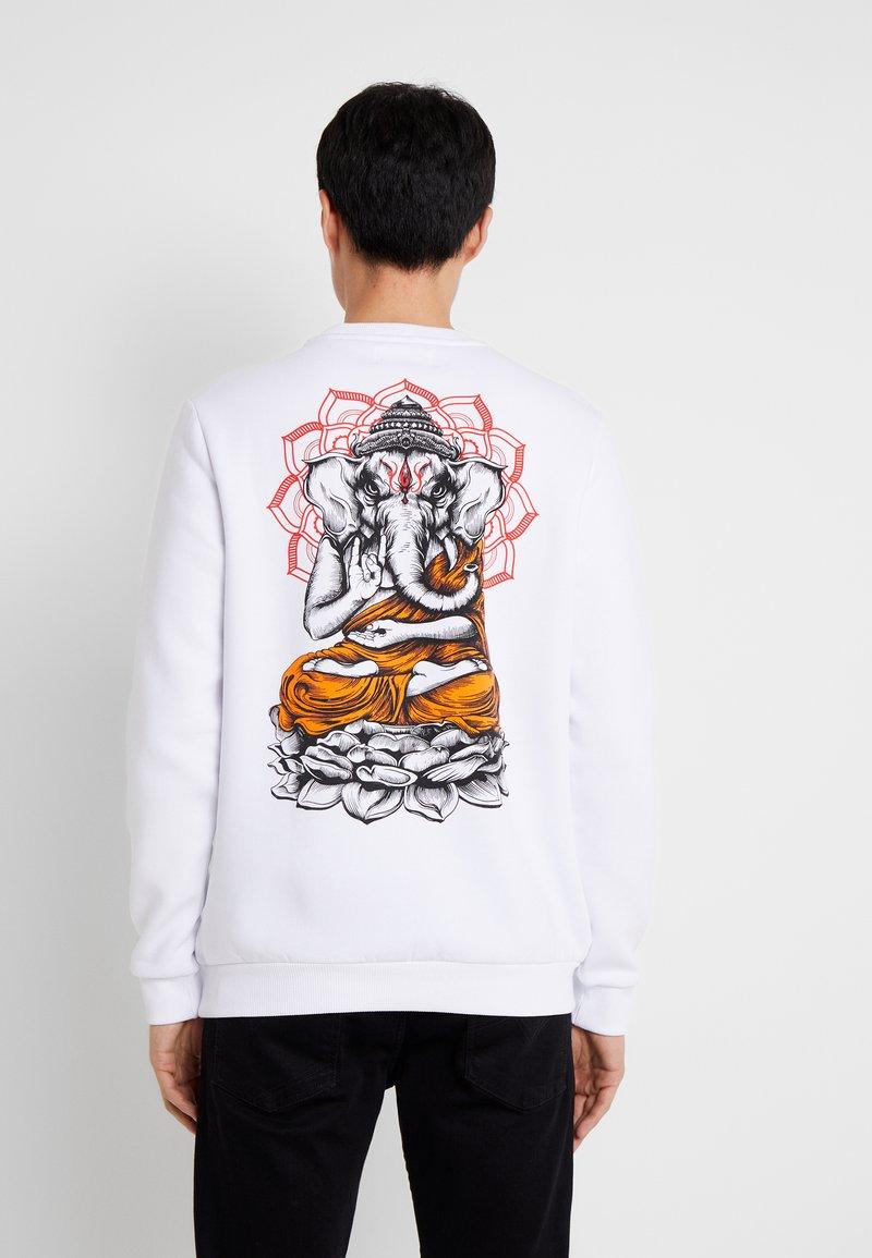 Pier One - Sweater - 001 - white