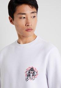 Pier One - Sweater - 001 - white - 5