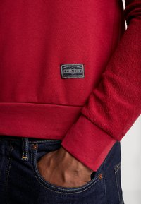 Pier One - Sweatshirt - bordeaux