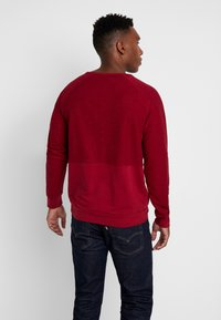 Pier One - Sweatshirt - bordeaux - 2