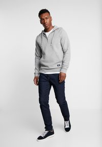 Pier One - Hoodie - light grey - 1