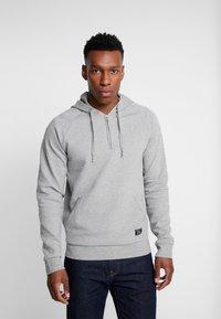 Pier One - Hoodie - light grey - 0