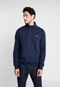 Pier One - Sweatshirt - mottled blue - 0